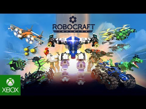 Robocraft Infinity: Getting Started thumbnail