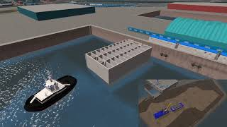 Port Saint John Westside Terminal Modernization Project – Simulation