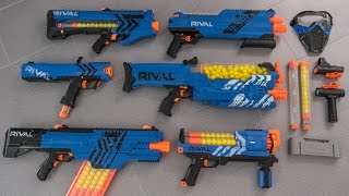 NERF Rival – Overview