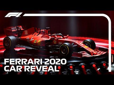 Ferrari predstavio bolid za novu sezonu Formule 1
