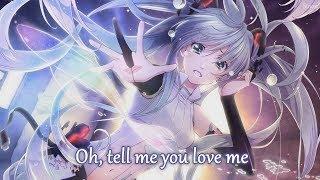 Nightcore - Tell Me You Love Me - (Lyrics) - YouTube
