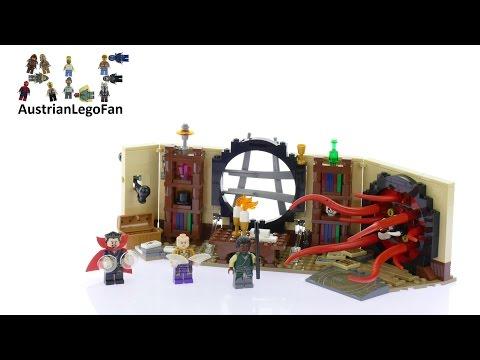 Vidéo LEGO Marvel Super Heroes 76060 : Le Saint des Saints du Dr Strange