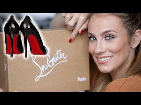 Christian Louboutin Heels Review/Unboxing + STORY TIME! How Matt surprised me!