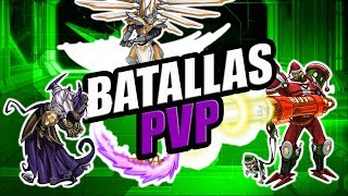 Batallas PvP ~ Evento Jungle Bells Parte 1 - Mutants Genetic Gladiators