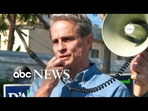 Dem donor Ed Buck charged with operating drug house l ABC News