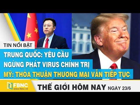 Căng thẳng Mỹ - Trung: Ông Trump nói thỏa thuận vẫn tiếp tục