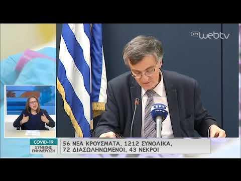 To «αντίο» του Σωτήρη Τσιόδρα στον Μανώλη Γλέζο | 30/03/2020 | ΕΡΤ