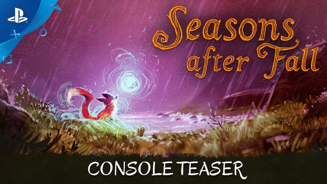 Hand-painted Adventure Seasons After Fall Leaps to PS4 May 16