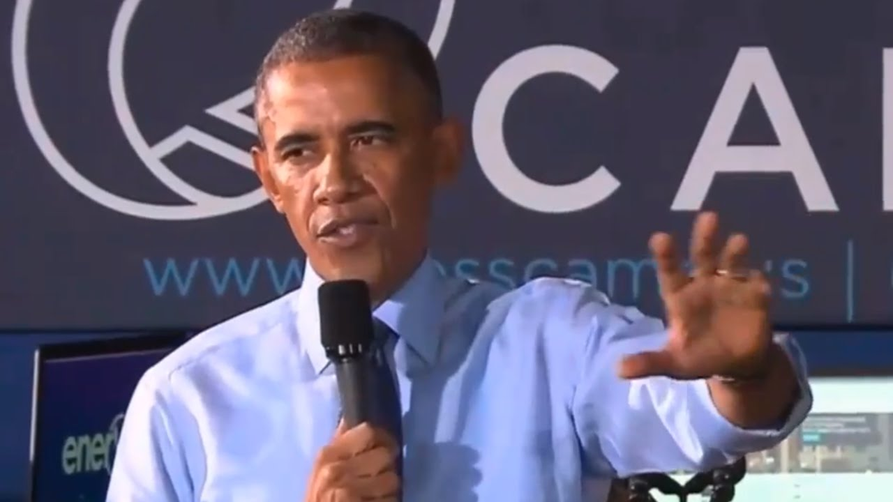 Obama: If It Were Up To Me, We'd Have Net Neutrality thumbnail
