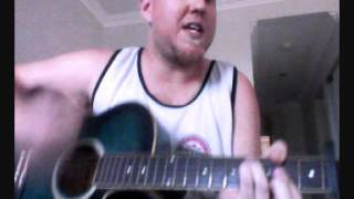 bigmuzz - Purple Sneakers (You Am I acoustic cover) 26-1-12