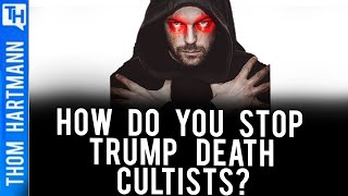 Can You Halt the Trumpsters from Drinking the Kool-Aide? Part 2 (w/ Dr. Justin A. Frank)