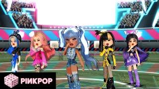 Lady Gaga, BLACKPINK ft. Nicki Minaj - 'Sour Candy' ROBLOX M/V
