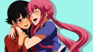 Mirai Nikki - Here With You
