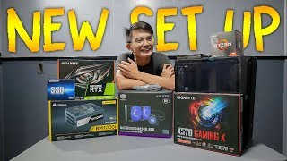BUILDING MY NEW GAMING PC
