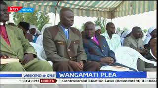 Bungoma Governor Wycliffe Wangamati asks IEBC to explain figures of the repeat elections