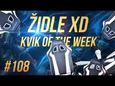 Kvík of the Week #108 - ŽIDLE XD