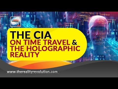 De CIA over tijdreizen en de holografische realiteit - het gateway-proces