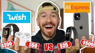 Is This Site Better Than Wish?!? **AliExpress Review**