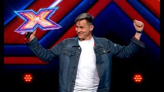 Дмитрий  Шпаков – Zdob Shi Zdub – Видели ночь – Х-фактор 9. Восьмой кастинг