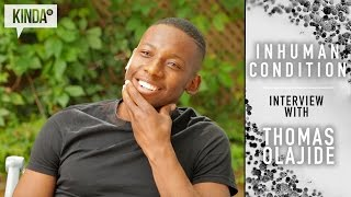 "Inhuman Condition | BTS | Interview with Thomas Olajide/""Linc"""
