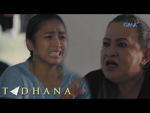 [GMA]  Tadhana: Biyenan, sinugod at pinaliguan ng barya ang manugang dahil mukhang pera?!