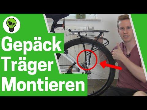 Gepäckträger Montieren ✅ ULTIMATIVE ANLEITUNG: Hinten an MTB, Fahrrad & Mountainbike Anbringen!!!
