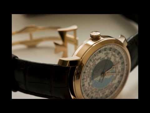 The Vacheron Constantin World Time – Amazing Wrist Watches of the World