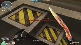 [ Bình Luận CF ] Siêu thủ Hoàng Lăng 626 kill M240B - Tesla  -  Tiền Zombie v4