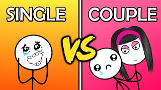 Single VS Relationship (Gamers)