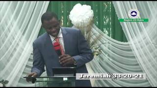 Covenant Keeping God by Pastor E. A. Kalejaiye