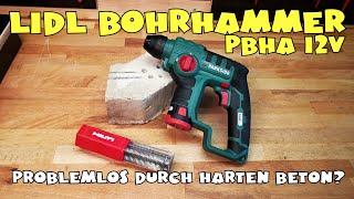 LIDL - PARKSIDE® Akku Bohrhammer PBHA 12 A1 Solo