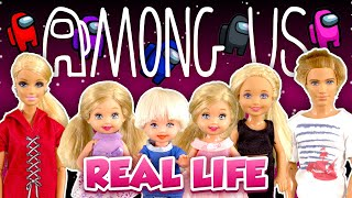 Barbie - Among Us in Real Life | Ep.290