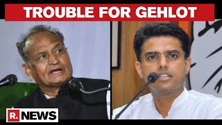 Rajasthan Govt Crisis: 30 MLAs Pledge Support To Sachin Pilot | Sources