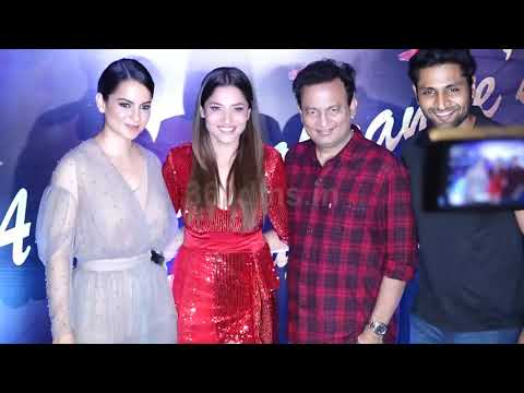 Watch Ankita Lokhande Birthday Celebration with Pavitra Rishta and Manikarnika Cast