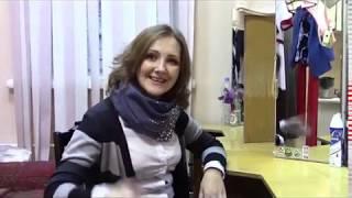 За кулисами Кировского Драматического Театра. В гостях у актрисы Св. Лаптевой.