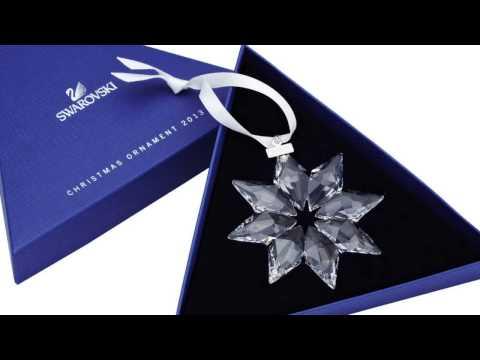 Check out Swarovski 2013 Annual Edition Crystal Star Ornament