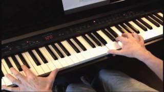 I Do I Do I Do I Do I Do - ABBA - Piano