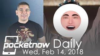 Samsung Galaxy S9 3D Emoji, LG V30 refresh for MWC & more - Pocketnow Daily