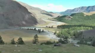 Горный Алтай. Подъем на Карагемский перевал (2837 м)