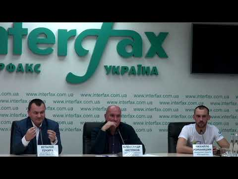 Interfax-Ukraine to host press conference 'Initiatives of Environmentalists for Saving Dnipro River'