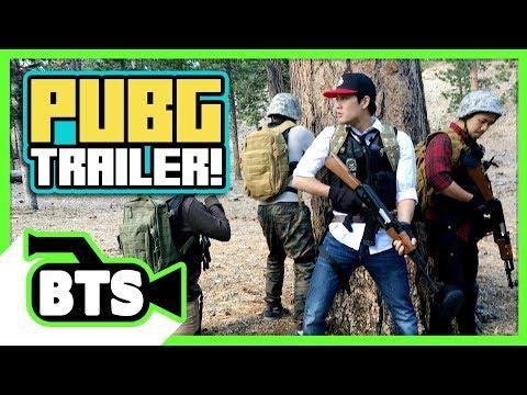 PUBG Trailer (BTS)