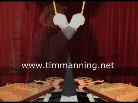Spirit Rag vamp played on Hammered Dulcimer