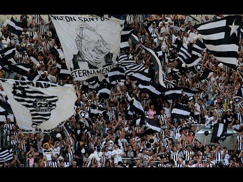 """""""Botafogo x Vasco - Primeiro jogo da Final 2016"""" Barra: Loucos pelo Botafogo • Club: Botafogo"""