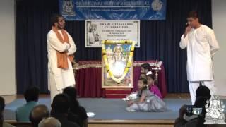 Skit On Swami Vivekananda