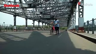 Kolkata: City During Nationwide Lockdown Over COVID–19 Pandemic