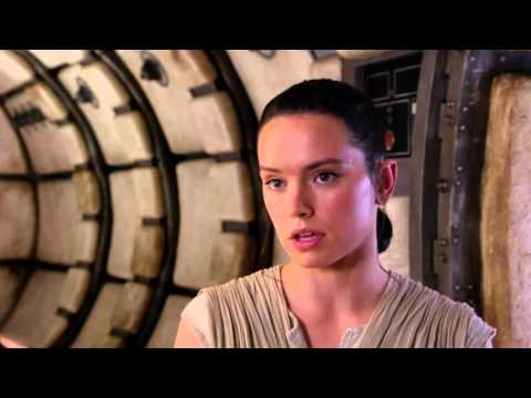 Star Wars The Force Awakens - The Stunts | official featurette (2015) J.J. Abrams Daisy Ridley