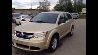 2011 Dodge Journey Canada Value Pkg | Product Demonstration | MacIver Dodge Jeep | Newmarket Ontario