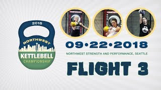 #3 | IKFF Northwest Kettlebell Championships 2018 (Seattle, WA) | Kettlebell Sport