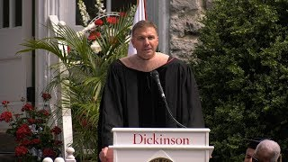 L.L. Beans Steve Smith Delivers 2018 Commencement Address At Dickinson College