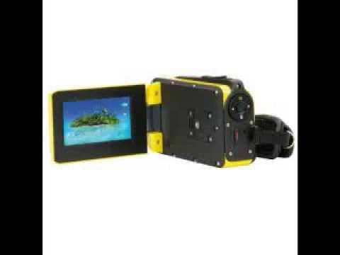 Easypix WDV5270 HD Lagoon Unterwasser Camcorder